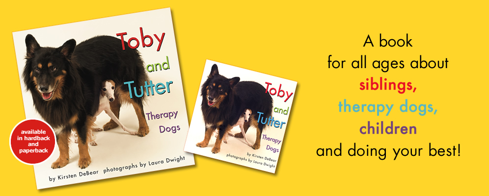 Toby and Tutter - a book for children of all ages